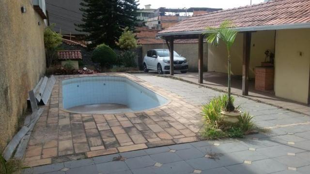 Casa com 3 dormitórios à venda, 388 m² por r$ 580.000 - caiçara - belo horizonte/mg - Foto 2