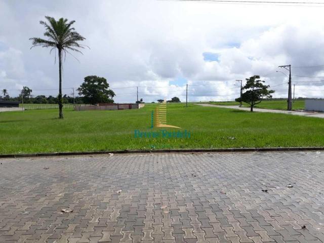 Terreno à venda, 1000 m² por r$ 185.000 - condomínio terras bahia - teixeira de freitas/ba - Foto 3
