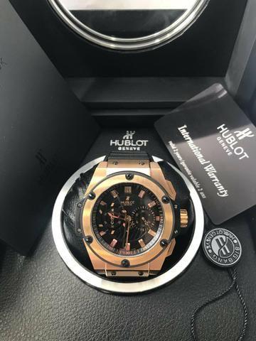 Relógios Hublot ( Top de linha ) - Foto 5