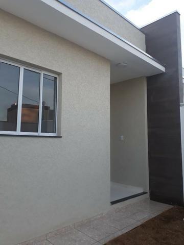 Casa nova - aceita financiamento