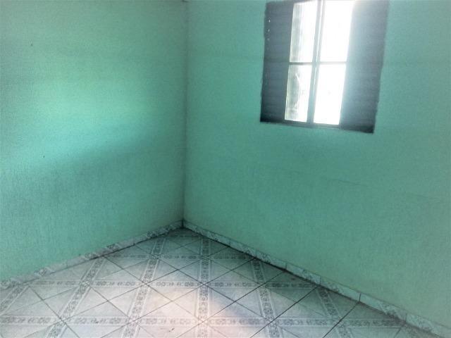 Casa 2 quartos nos fundos, mas kit na lateral,recanto das emas quadra 605 - Foto 9