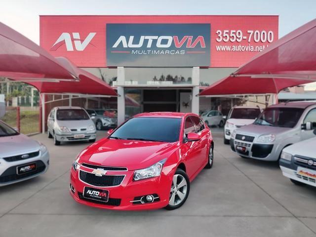 CHEVROLET CRUZE 2014/2014 1.8 LT 16V FLEX 4P AUTOMÁTICO