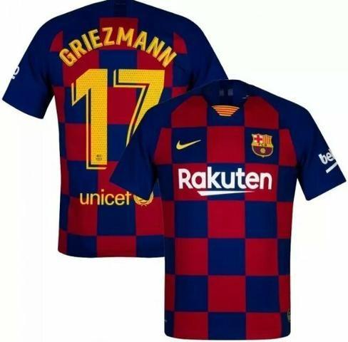 Camisas oficiais Barcelona