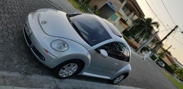 New Beetles 09/09 Automático (Ú.Dono) Top de linha = OKM - Foto 6