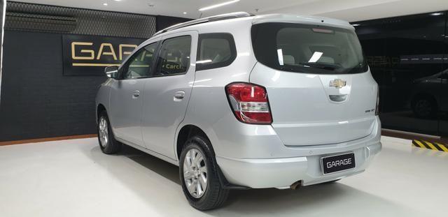 Gm-Chevrolet Spin LTZ 1.8 Aut. Flex 2014/15 - Foto 9