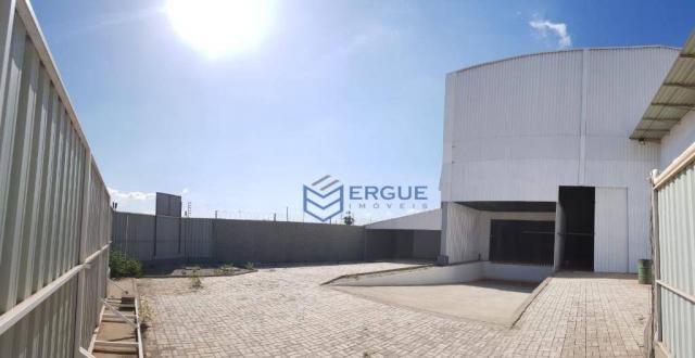Galpão para alugar, 2500 m² por r$ 23.500,00/mês - maracanaú - maracanaú/ce - Foto 9