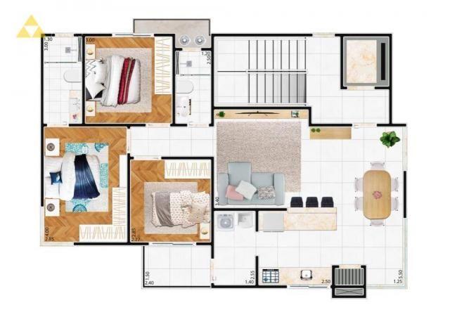 Apartamento à venda, 92 m² por r$ 0,01 - tabuleiro - barra velha/sc - Foto 5