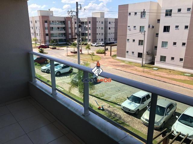Líder imob - apartamento 2 quartos, 1 suíte, residencial para locação, no sim, em feira de