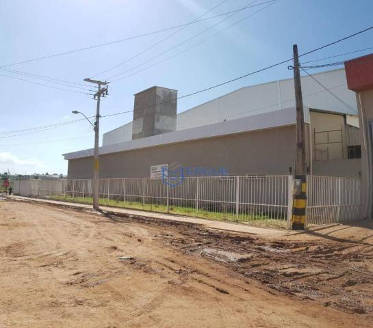 Galpão para alugar, 2500 m² por r$ 23.500,00/mês - maracanaú - maracanaú/ce - Foto 4