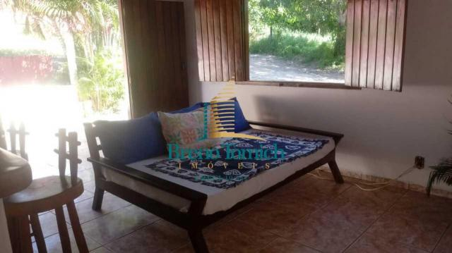 Casa com 3 dormitórios à venda, 276 m² por r$ 380.000,00 - trancoso - porto seguro/ba - Foto 17