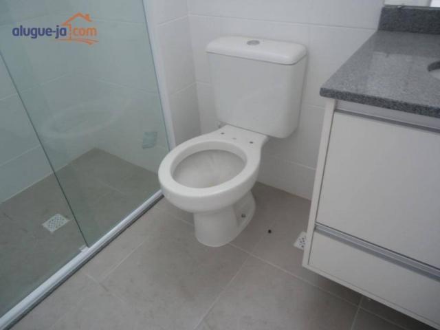 Apartamento com 2 dormitórios à venda, 76 m² por r$ 485.000 - jardim aquarius - são josé d - Foto 17