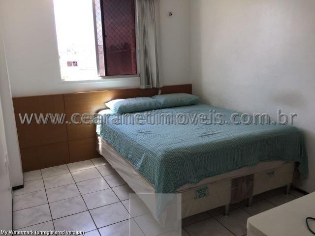(Cod.:001 - Damas) - Mobiliado - Vendo Apartamento com 3 Quartos, 2 Vagas - Foto 12