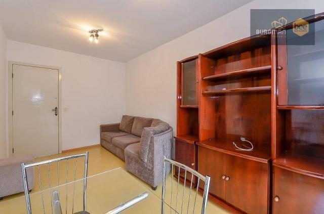 Ótimo apartamento térreo  semimobiliado,  com uma vaga- Ecoville Próximo à Universidade Po - Foto 5