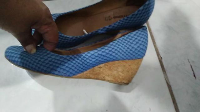 Vendo esse sapato usado 1 vez - Foto 2