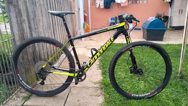 MTB 29 Cannondale Lefty FSI Carbon Parcelo 10x Sem Juros