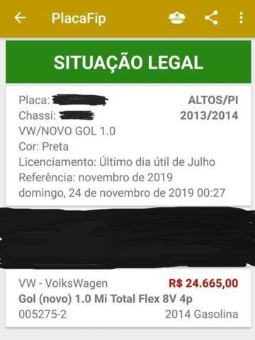 Gol G6 13/ 14 R$ 20.500,00 - Foto 5