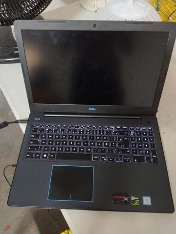Dell G3 i7 Sdd 256gb 16gb 1050ti + Garantia 2021