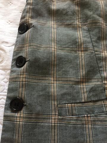 Zara masculino TAM 38 colete - Foto 2