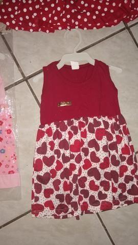 Vestidos de menina - Foto 6