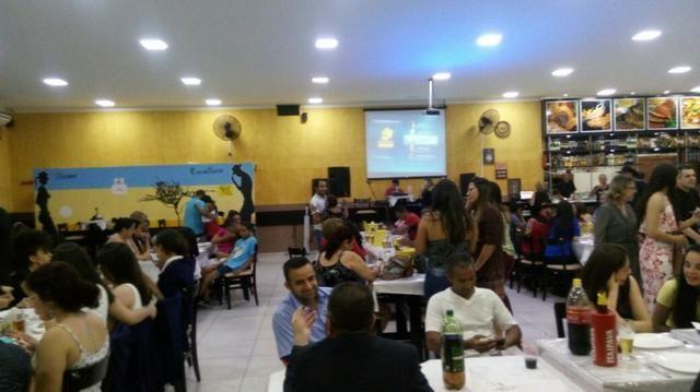 Restaurante/Salão Para eventos todo equipado e pronto para trabalhar - Foto 2
