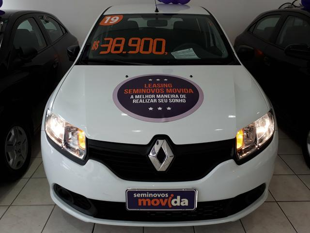Sandero Authentique 1.0 Flex 12V 2019 - Foto 5