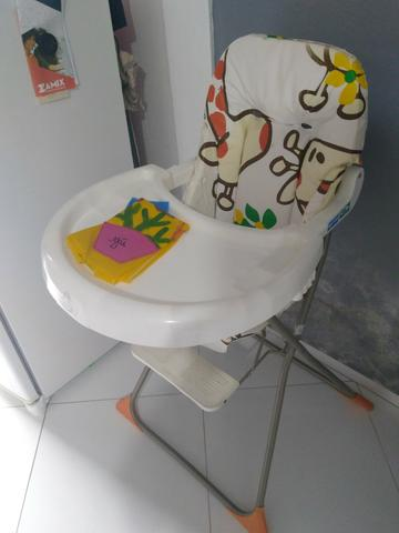Cadeirinha de balanço + Cadeira alimentação - Foto 3