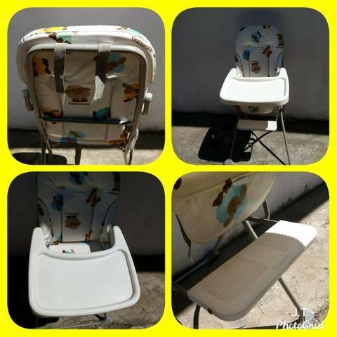 Cadeira de Papinha - Marca Galzerano