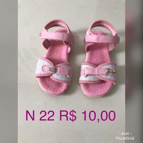 Sapatos infantil feminino - Foto 3