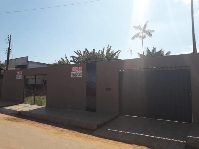 Venda Casa, com 2 terrenos e uma kitnet - Aeroporto Velho - Foto 2