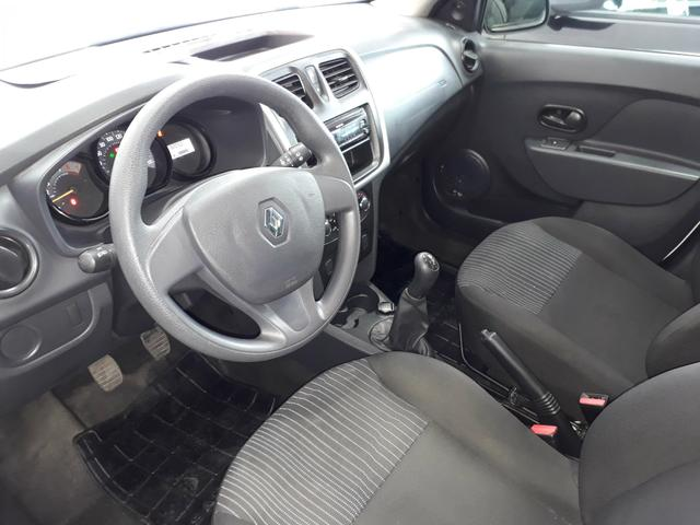 Sandero Authentique 1.0 Flex 12V 2019 - Foto 8