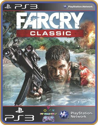 Ps3 Far cry Classic