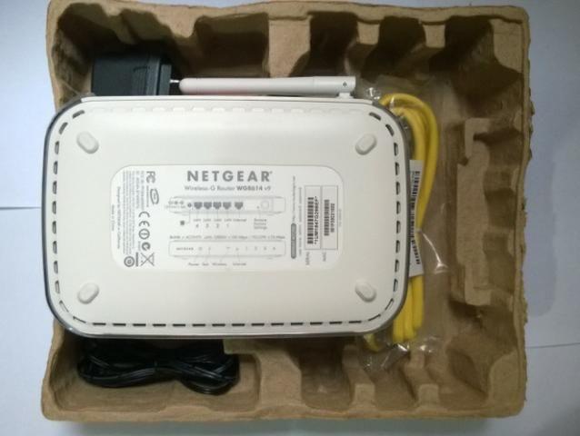 Roteador Wireless NetGear WGR614 - Foto 5