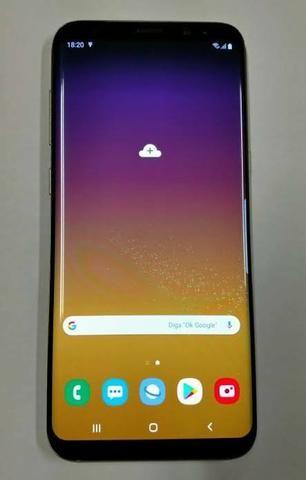 Samsung Galaxy S8 Plus Preto