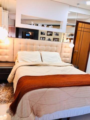 Apartamento Completo Mobiliado e Decorado - Foto 5
