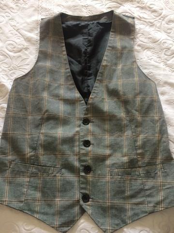 Zara masculino TAM 38 colete - Foto 3