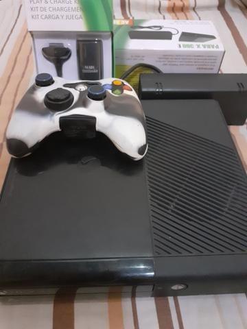 Xbox super slim desbloqueado - Foto 3