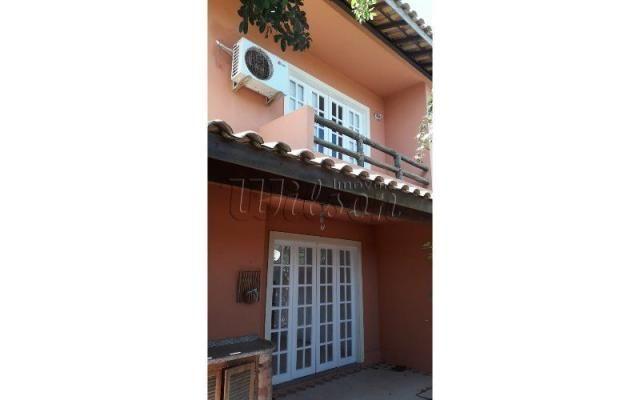 Venda ou Aluguel casa em condomínio fechado, 3 suites, Camboinhas Niterói - Foto 3