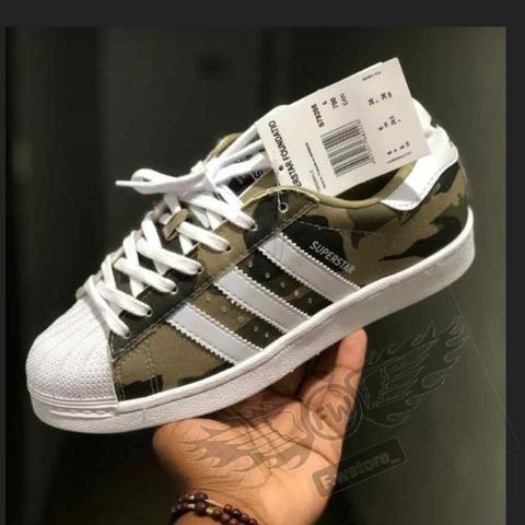 Tênis adidas superstar camuflado - Roupas e calçados - Jardim ... 2d3f2dea8b51b