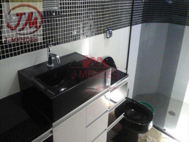 Apartamento com 2 dorms, Aviação, Praia Grande - R$ 265.000,00, 80m² - Codigo: 617... - Foto 18