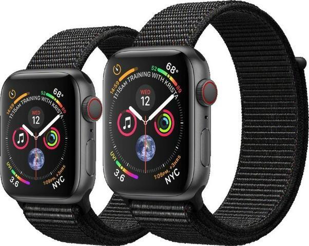 7d31477cf32 Apple Watch Série 4 S4 GPS - Celulares e telefonia - Taguatinga ...