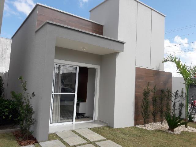 Villa Maggiore I Casa com 2/4, Laje e Subsídio DE 21 MIL, POR 129.900,00
