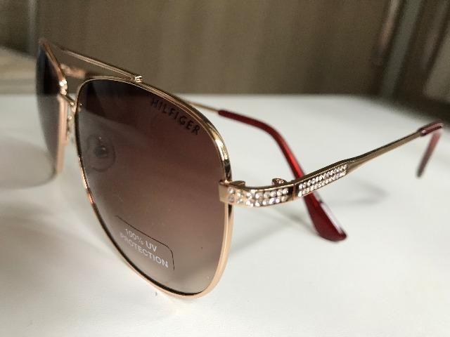 Óculos de Sol Aviador, Tommy Hilfiger, Novo, Original - Bijouterias ... 27e5a4b290