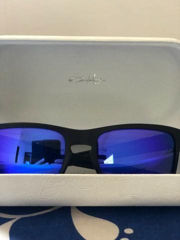 Óculos da Oakley Original, Lente Azul., Mod  009262L-10 Óculos Oakley 299f9d42b8
