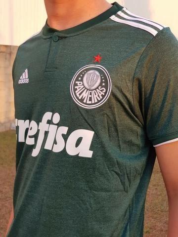 cb604a9460 Camiseta Palmeiras Adidas 2018 19 - Roupas e calçados - São Dimas ...