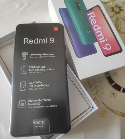 Celular Xiaomi Redmi 9 32gb 3ram global - Foto 3