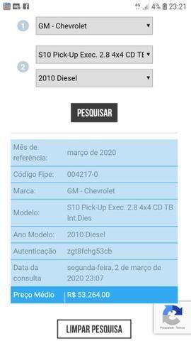 S10 execultive diesel - Foto 15