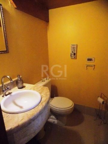 Casa de condomínio à venda com 3 dormitórios em Ipanema, Porto alegre cod:MI270550 - Foto 5