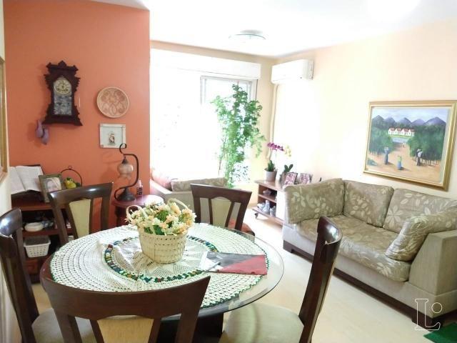 Apartamento à venda com 2 dormitórios em Bom jesus, Porto alegre cod:LU271711 - Foto 2