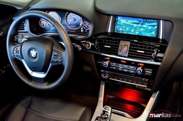 BMW X4 bmw x4 2.0 xdrive28i 245hp teto 7 mil km unico dono nova 4P - Foto 9