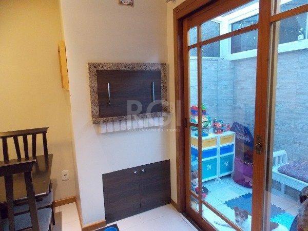 Casa de condomínio à venda com 3 dormitórios em Ipanema, Porto alegre cod:MI270550 - Foto 8